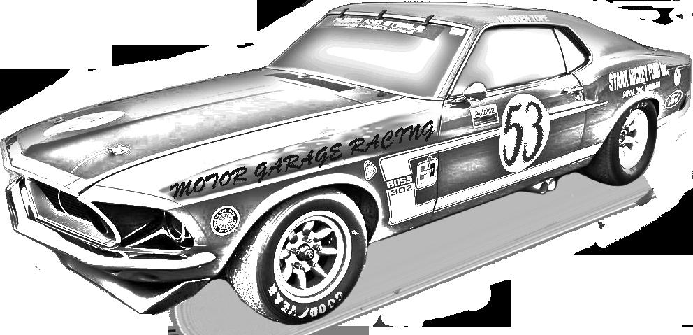 """Taller """"Motor Garage Racing"""""""