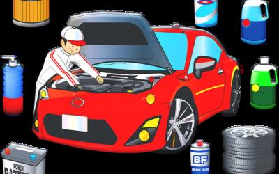 Atención al mantenimiento del vehículo