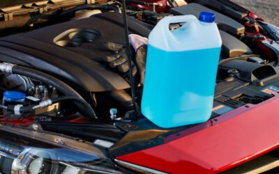 Agua o anticongelante. ¿Qué usar en nuestro coche?